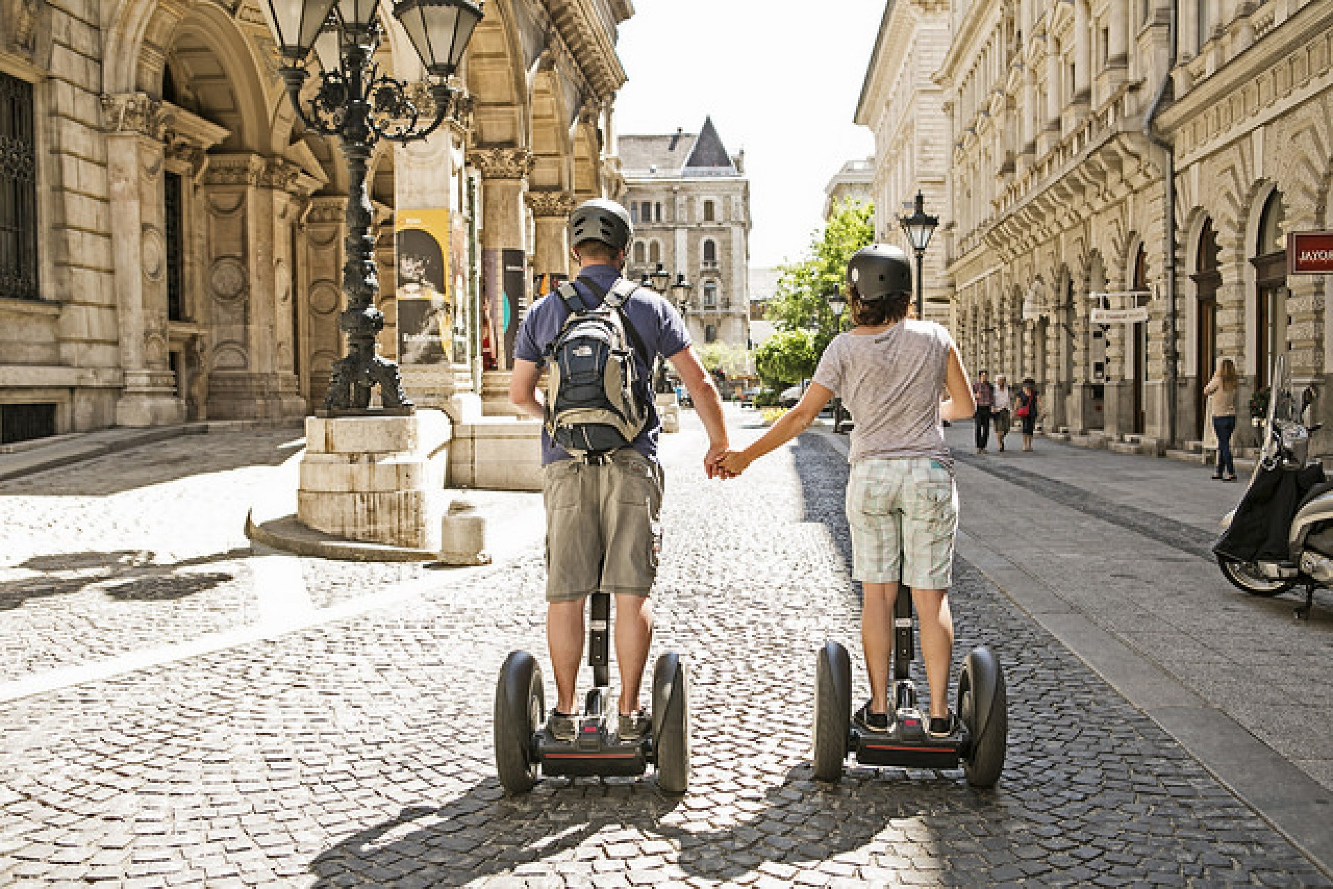 City Center Segway Tour 1