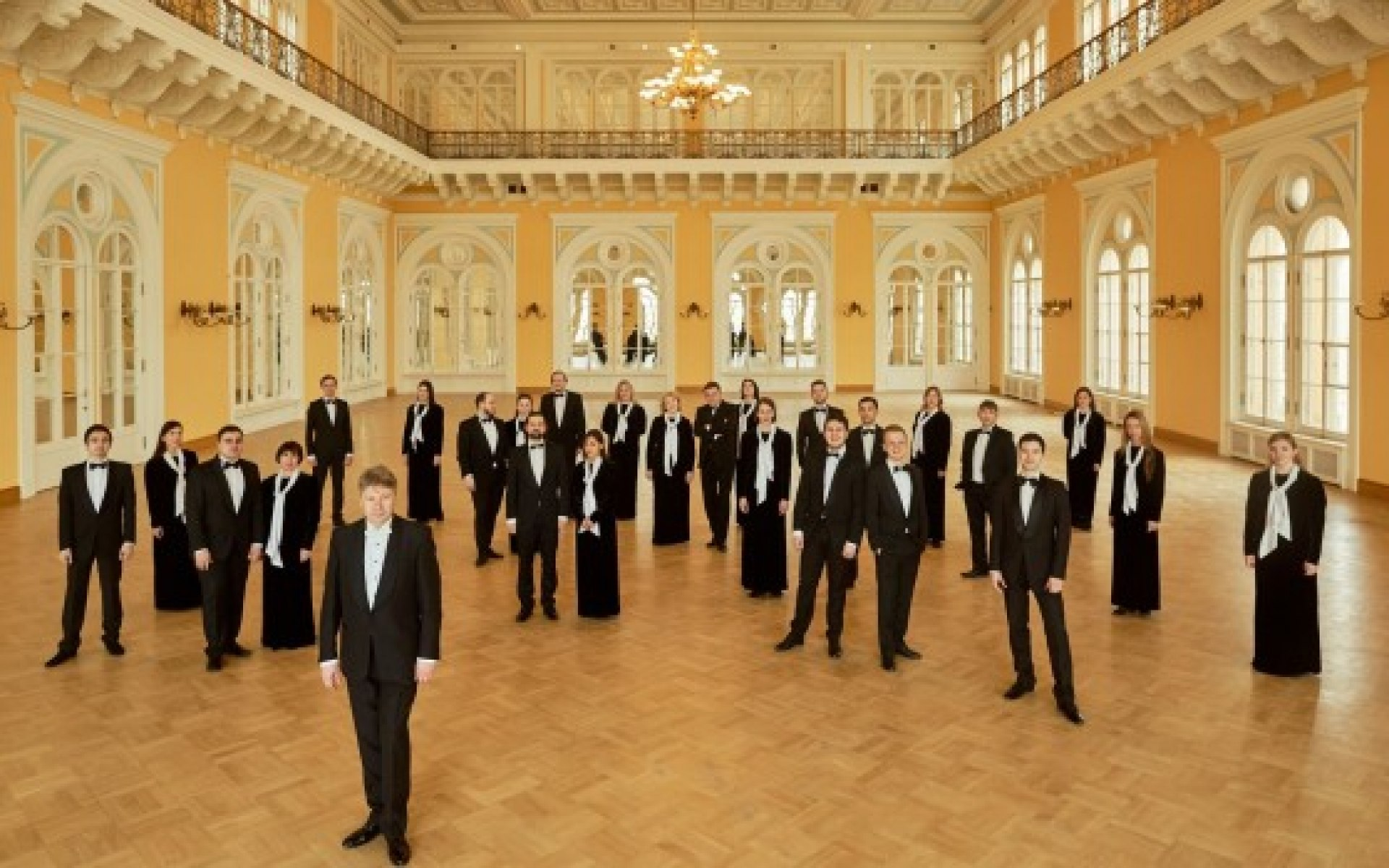 Daniel Zaretsky and the Saint Petersburg Concert Choir