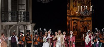 Gioachino Rossini: The Barber of Seville Opera in two acts